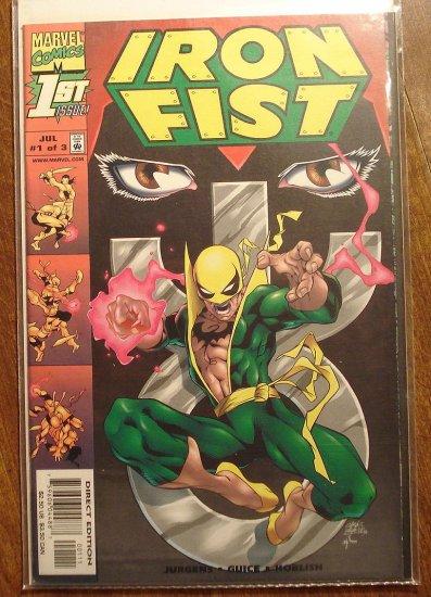 Iron Fist #1 (of 3) comic book - Marvel comics
