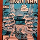 The Invincible Iron Man #180 comic book - Marvel Comics