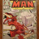 The Invincible Iron Man #217 comic book - Marvel Comics