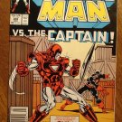The Invincible Iron Man #228 comic book - Marvel Comics