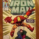 The Invincible Iron Man #251 comic book - Marvel Comics