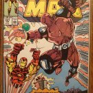 The Invincible Iron Man #257 comic book - Marvel Comics