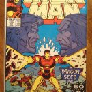 The Invincible Iron Man #273 comic book - Marvel Comics