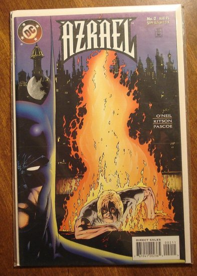 Azrael #2 comic book - DC Comics
