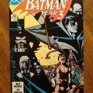 Batman #436 comic book - DC Comics - year 3