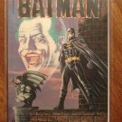 Batman 1989 Movie Adaptation deluxe format DC comic book Jack Nicholson Michael Keaton
