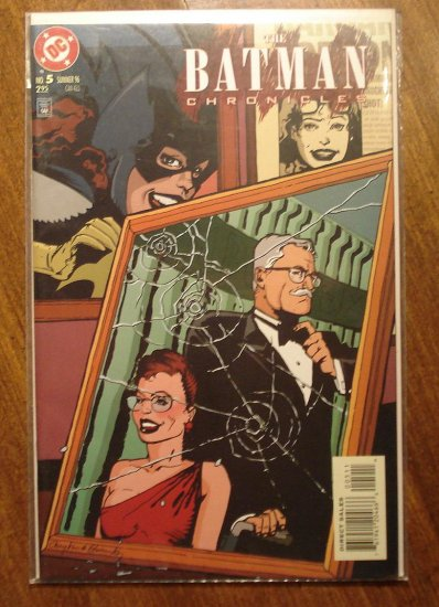 The Batman Chronicles #5 comic book - DC Comics