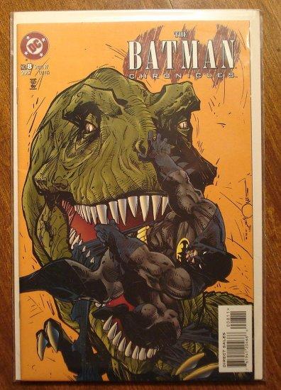 The Batman Chronicles #8 comic book - DC Comics