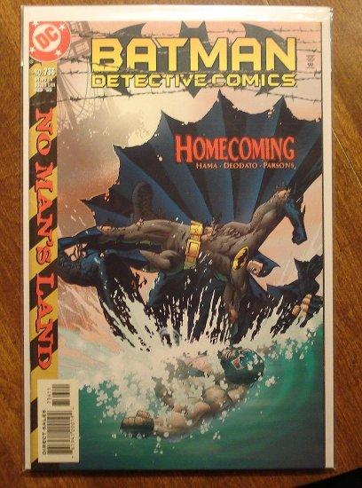 Detective Comics #736 comic book - DC Comics, Batman
