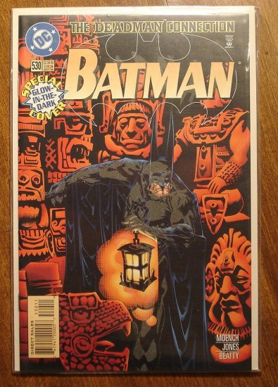 Batman #530 comic book - DC Comics