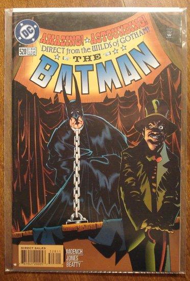 Batman #528 comic book - DC Comics