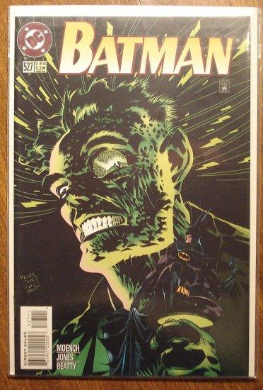 Batman #527 comic book - DC Comics