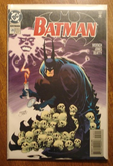 Batman #516 comic book - DC Comics