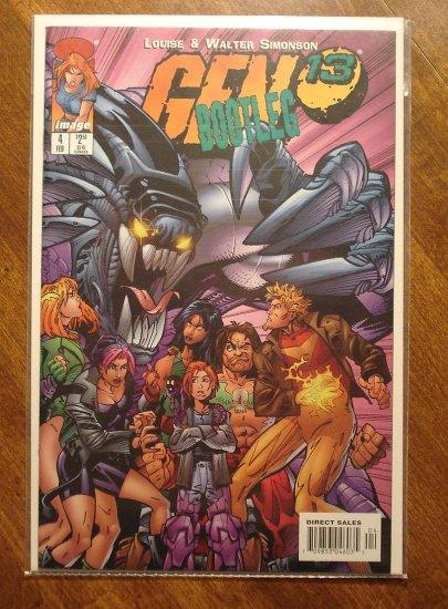 Gen 13: Bootleg #4 comic book - Image comics, Gen13
