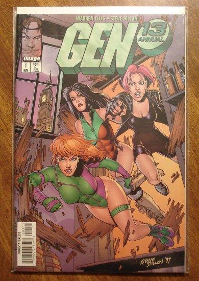 Gen 13 Annual #1 comic book - Image comics, Gen13