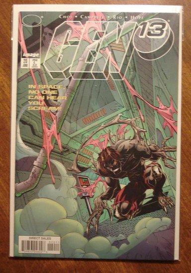 Gen 13 #20 comic book - Image comics, Gen13