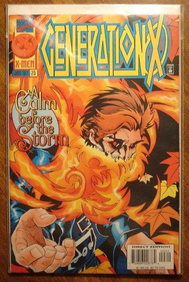 Generation X #23 comic book - Marvel comics