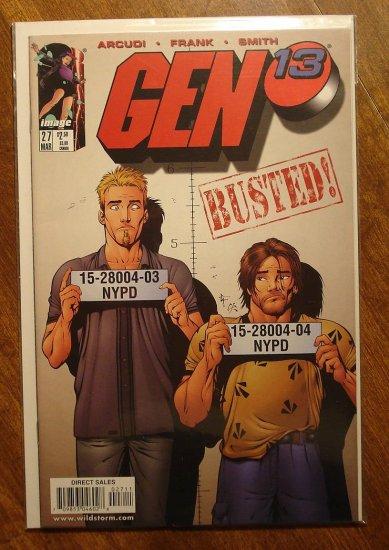 Gen 13 #27 comic book - Image comics, Gen13