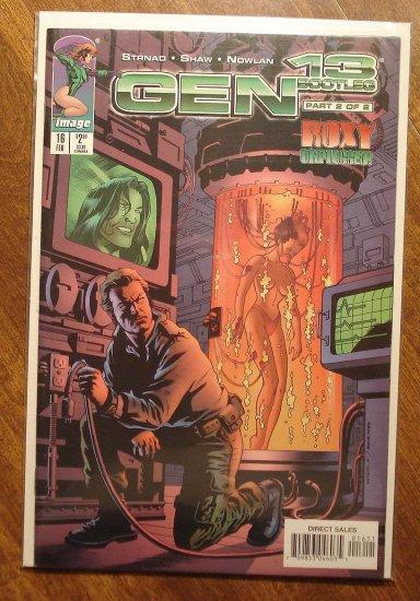 Gen 13: Bootleg #16 comic book - Image comics, Gen13