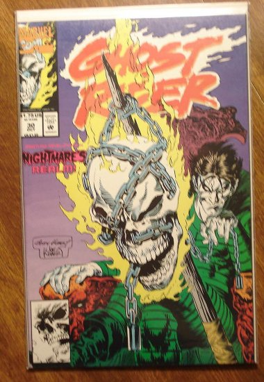 Ghost Rider #30 comic book - Marvel comics