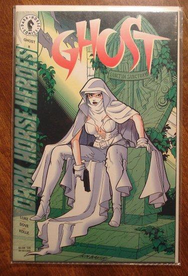 Ghost #8 comic book - Dark Horse comics