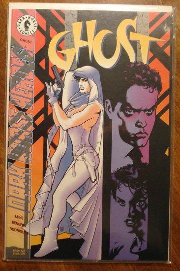 Ghost #6 comic book - Dark Horse comics
