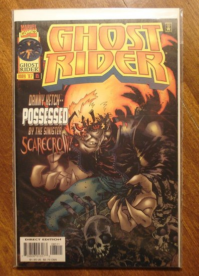 Ghost Rider #85 comic book - Marvel comics