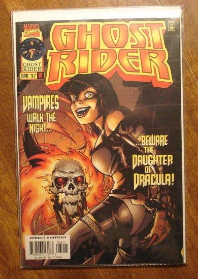 Ghost Rider #84 comic book - Marvel comics