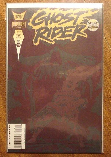 Ghost Rider #44 comic book - Marvel comics