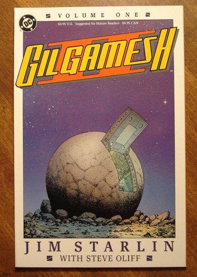 Gilgamesh #1 deluxe format comic book - DC comics - Jim Starlin