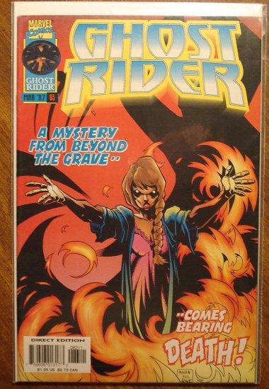Ghost Rider #83 comic book - Marvel comics