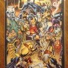 Defcon 4 #4 comic book - Image comics