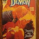 The Demon #17 comic book - DC comics
