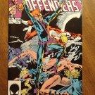 The Defenders #134 comic book - Marvel comics