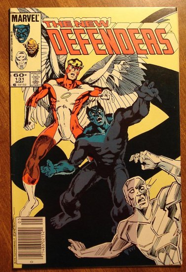 The Defenders #131 comic book - Marvel comics