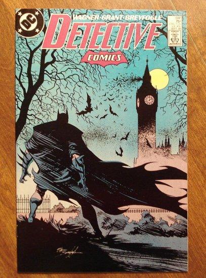 Detective Comics #590 comic book - DC Comics, Batman