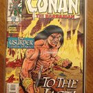 Conan The Barbarian: The Unsurper #3 comic book - Marvel comics