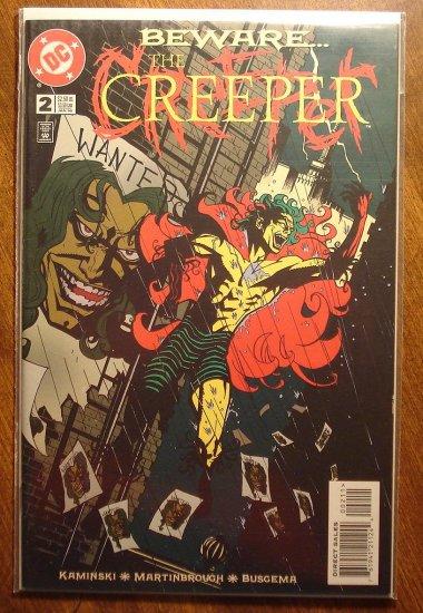 The Creeper #2 comic book - DC Comics