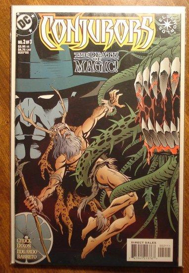 Conjurors #2 comic book - DC Comics