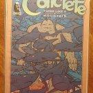 Concrete: Think Like a Mountain #3 comic book - Dark Horse Comics