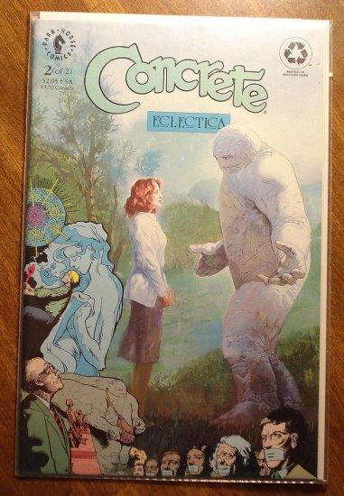 Concrete: Eclectica #2 comic book - Dark Horse Comics