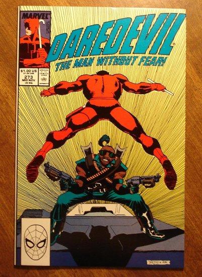 Daredevil #273 comic book - Marvel Comics