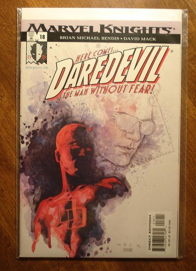 Daredevil #18 comic book - Marvel Comics