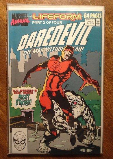 Daredevil Annual #6 comic book - Marvel Comics