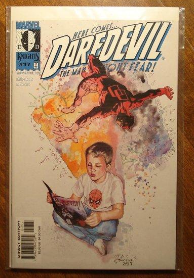Daredevil #17 comic book - Marvel Comics