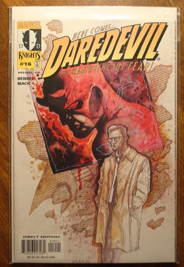 Daredevil #16 comic book - Marvel Comics
