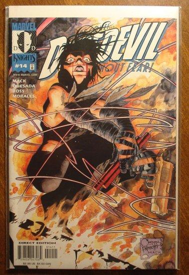 Daredevil #14 comic book - Marvel Comics