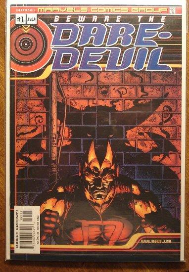 Beware The Dare-Devil #1 comic book - Marvel Comics
