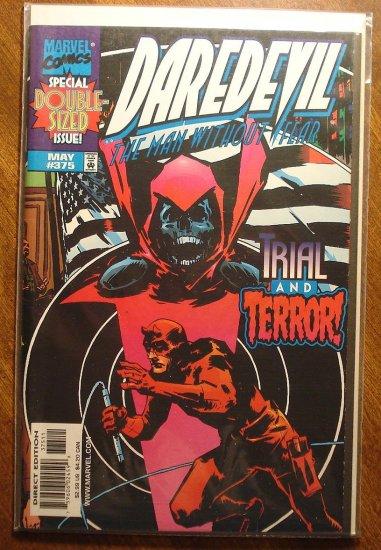 Daredevil #375 comic book - Marvel Comics