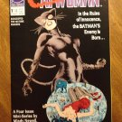 Catwoman #1 (mini-series) comic book - DC Comics, NM/M